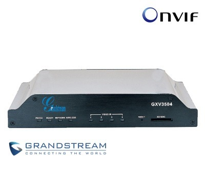 GXV3504 Codificador de Video IP