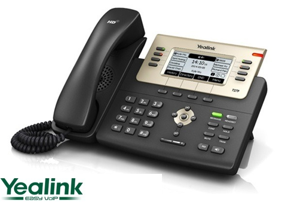 T27P - Teléfono IP